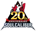 20th ANNIVERSARY SOULCALIBUR